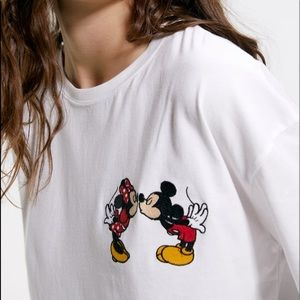 Embroidered Minnie Mouse Disney